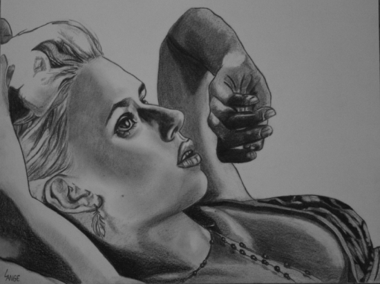 Scarlett Johansson by tomtom-draws